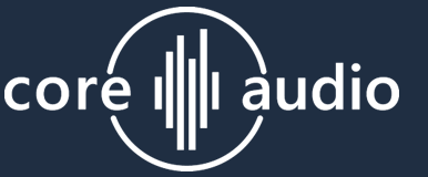 Logo CORE AUDIO